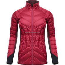 soft-wearing women down jacket ultralight down jacket for winter clothing
