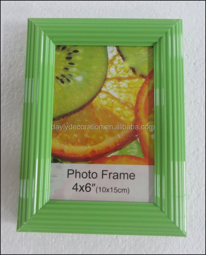 Green Initiative bike picture photo frame for cars