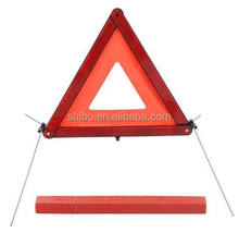Roadway Accident Warning Triangle