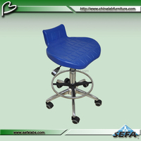 biology lab furniture metal stainless steel lab chair stool