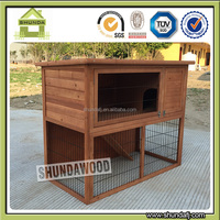 SDR01G Wooden Rabbit Hutch Rabbit Cages Rabbit House for sale