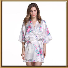 wholesale one day shipping ladies short nightgown