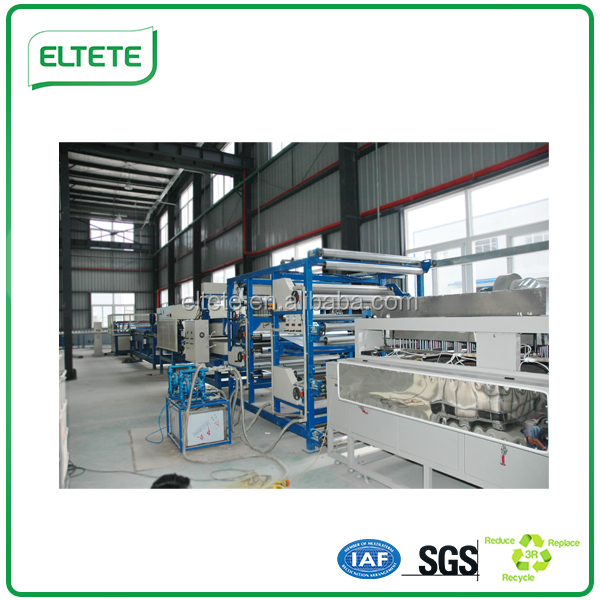 Oversea After-service New Condition Honeycomb Cooling Pad Production line