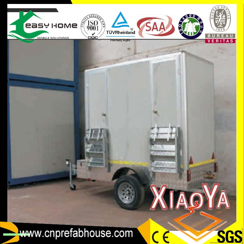 new design environmental trailer toilet for sale