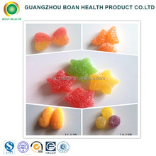 Vitamin gummy candy for kids various shapes