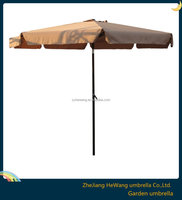 New feature Hot sale Eco-friendly Shady big umbrella for garden