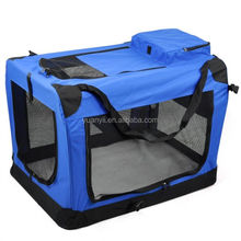 Best selling soft pet crate pet travel carrier kennel cage