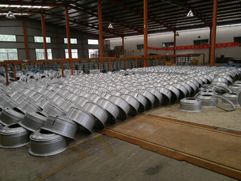 8.5-24 Truck & Bus Tube Wheels, for 12.00-24 Tire