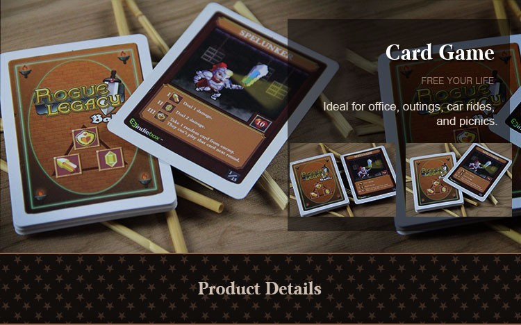WJPC Professional Printing Factory Custom Printing High Quality Game Card Game Board Printing