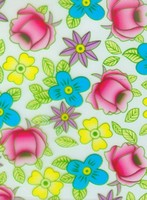 Flowers and plants, water transfer film is widely used for your products