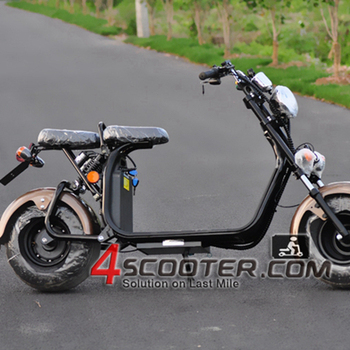 EEC APPROVED e-scooter city coco china electric scooter/citycoco bike