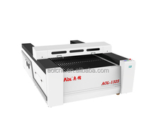 AOL Powerful 1325 Laser Metal Cutting Machine, Mixed Laser Cutter for Steel