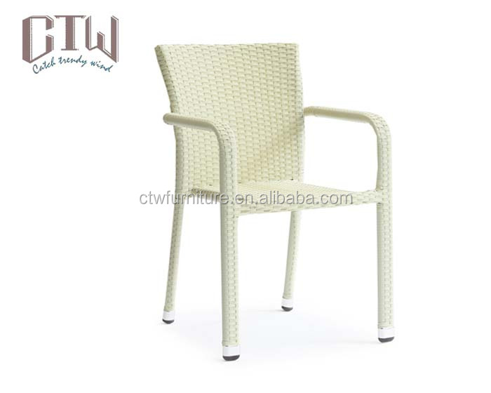 Wholesale Outdoor Garden Furniture Resin Rattan Wicker Chairs for balcony
