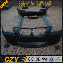 Custom best wide PP body kit for BMW E60 manufacturers
