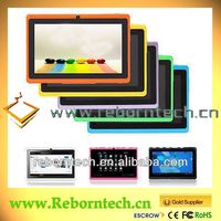 New tablet RK2926 Q88 android 7inch tablet