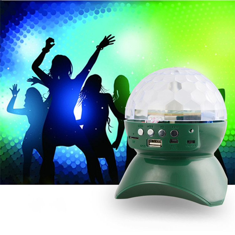 Wholesale high quality bluetooth speaker with led light rechargeable bluetooth speaker