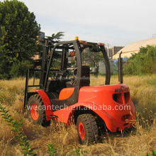 Rough Terrain Vehicle New Forklift Price