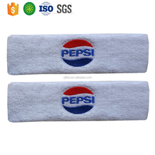 2016 Absorb embroidery promotional headbands