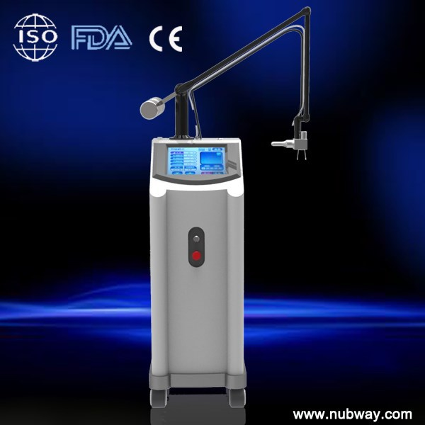 Strong gun wrinkles removal laser machine co2 fractional(NBW-FI)