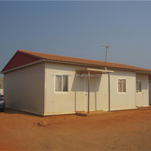 EPS panel refugee camp prefab house shelter