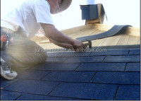 hot sale 3 tab red asphalt shingles/cheap asphalt shingles with the best price