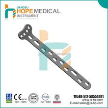 CE approved distal radius volar locking plate bio implant surgical implant orthopedic manufacturer