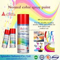 Spray paint/ Splendor MSDS/TDS spray paint