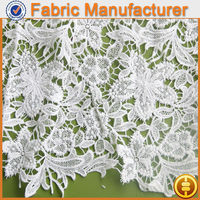 E cicheng textile chemical lace embroidery lace water dissolved embroidery fabric