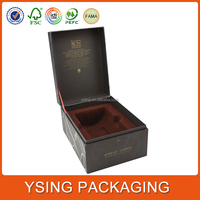 Custom Luxury Cardboard Wine Shipper