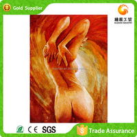 Factory Wholesale Home Decor Diamond Painting Hot Sexy Naked Women Pictures