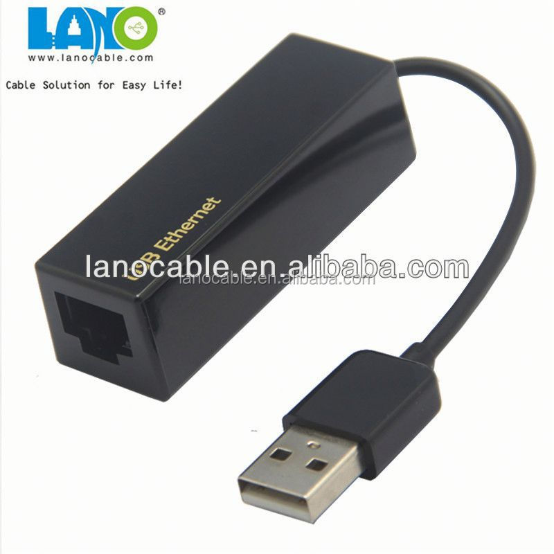 10/100Mbps usb 2.0 to rj45 lan ethernet adapter
