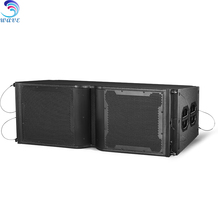 professional dual 12 inch line array PA Speaker Sound System rcf Speaker
