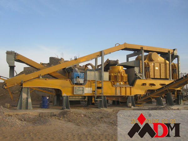 China Top 1 mobile impact stone crusher for sale in germany supplier certified by CE ISO GOST