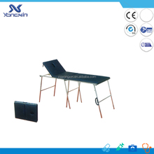 Stainless Steel Portable Medical Examination Bed Clinic (YXZ-1A)
