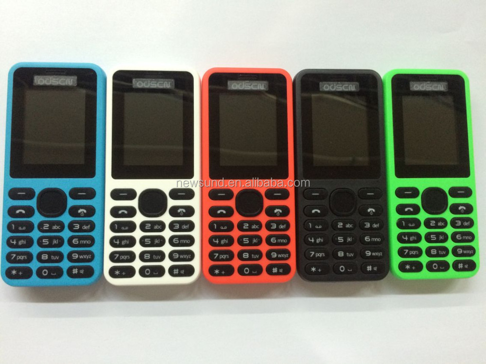 Best selling 1.77 inch 5 Colors very cheap dual sim no camera mobile phone