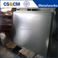 OEM high demand stainless steel sheet metal fabrication bending