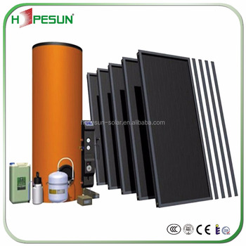 200L Compact Pressure Solar Hot Water Heater Systems Price