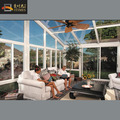 Prefabricated tempered glass ali baba com tiny lowes sun room sunroom glass garden green house