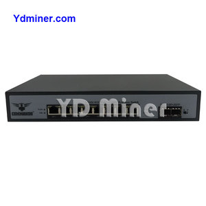 Commando wholesale miner 8 POE with 2 SFP Link UTP Port With 8*10/100/1000M PoE ports POE Switch