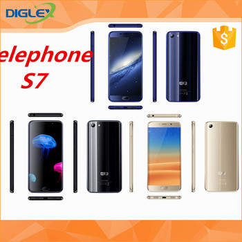 Hot sale elephone s7 16GB/32GB/64gb Dual Sim Card wholesale on sale best elephone smartphone
