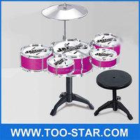 Children Toys Drum Set Boys Girls Play Music Develop Intelligence drum kit