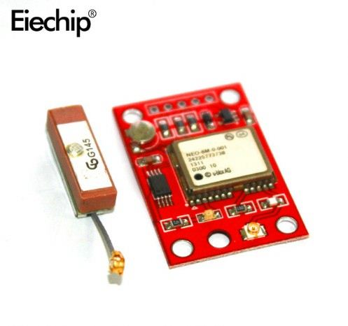 GY-NEO6MV2 NEO-6M gps <strong>module</strong> NEO6MV2 with Flight Control EEPROM MWC APM2.5 large antenna