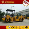 roller compactor pharmaceutical XCMG brand road roller XS111E model china supplier road roller sale