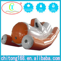 Inflatable Mini Water Seesaw For Water Park Toy