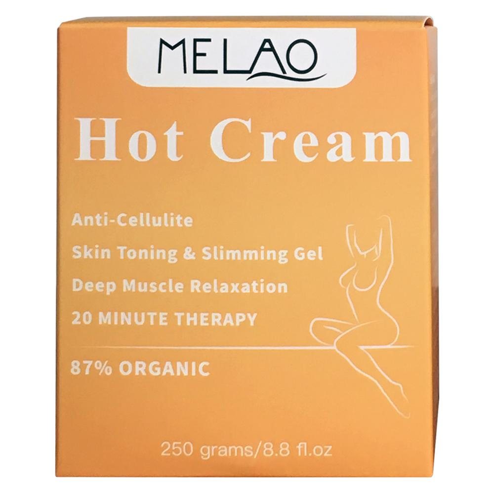 Cellulite Cream Muscle Relaxation Pain Relief Cream Huge 8.8oz Treatment firming Hot Cream Skin