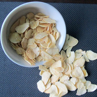 Garlic Type and high quality dehydrated garlic flakes