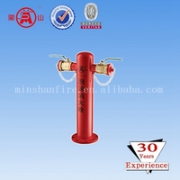 High quality foam fire hydrant used for fire fighting