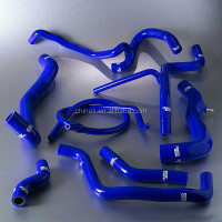 Winner Racing Reinforced silicone radiator&heater hose kit Eclipse GSX/T 4G63T 89-94 (Fits: Mitsubishi)