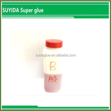 2kg /group High performance structural adhesive AB glue for metal / plastic / wood / ceramics / glass