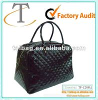 diamond big leather travel bags,luggage bags,travel luggage